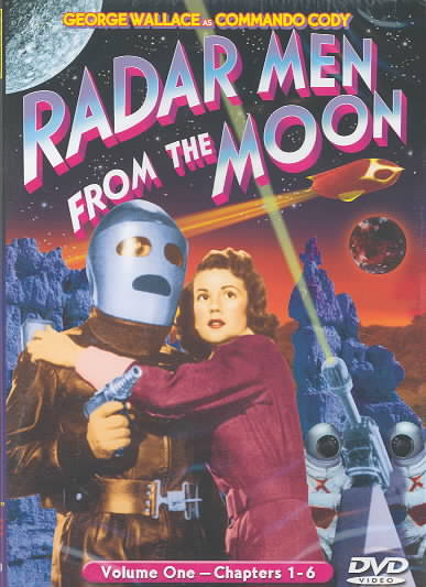 RADAR MEN FROM THE MOON VOLUME 1 BY WALLACE,GEORGE (DVD)